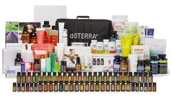 All the essential oils you can get