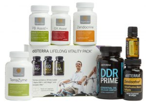 Cleanse and Restore Enrollment Kit - doTERRA