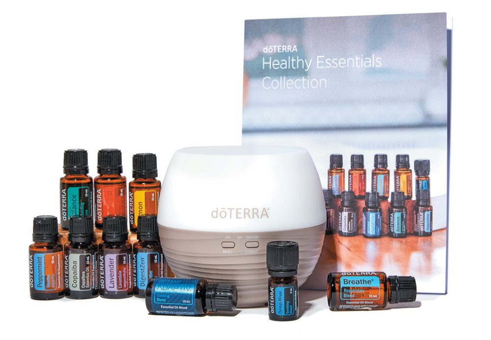 Healthy Essentials doTERRA enrollment kit