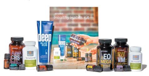 Healthy Habits Kit - doTERRA