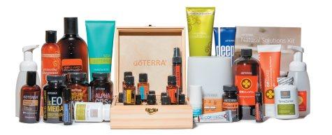 Natural Solutions Kit doTERRA